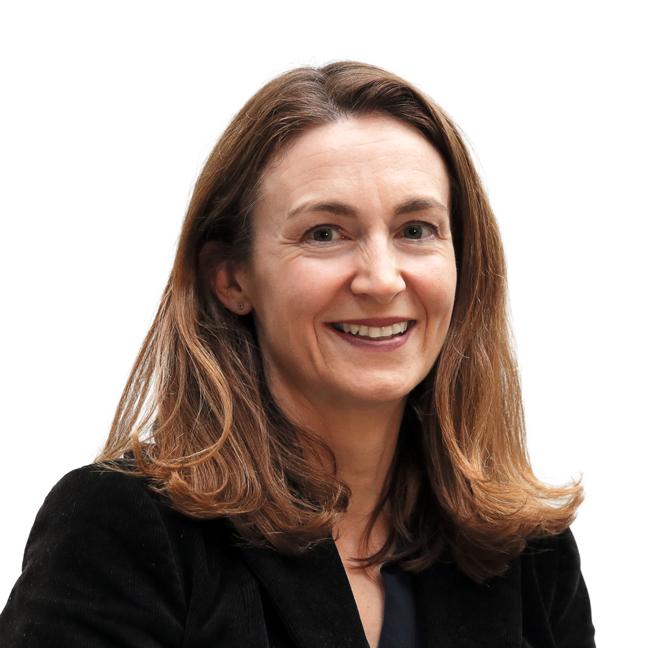 Meet Fiona Hamilton - Chief executive